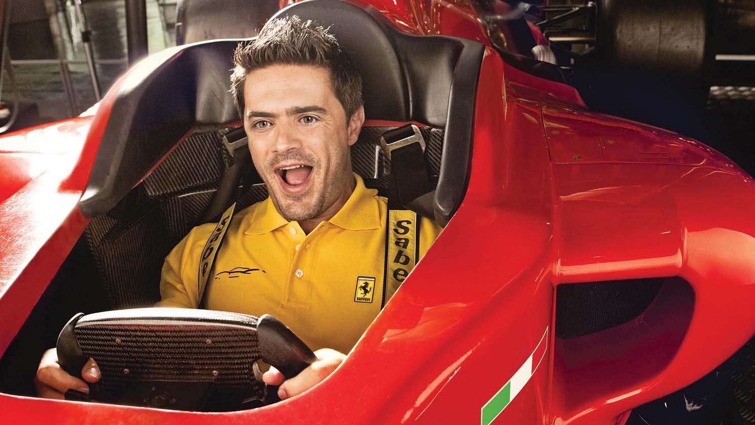 The Most Thrilling Theme Park | Ferrari World Abu Dhabi