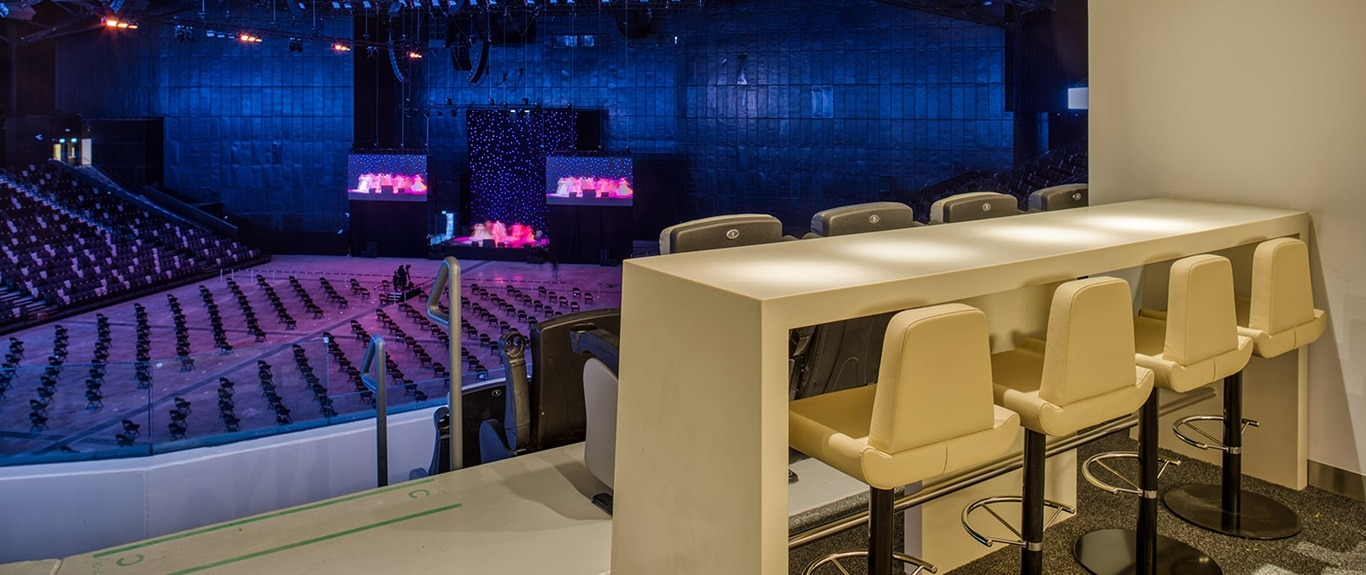 Luxury Suite at Etihad Arena