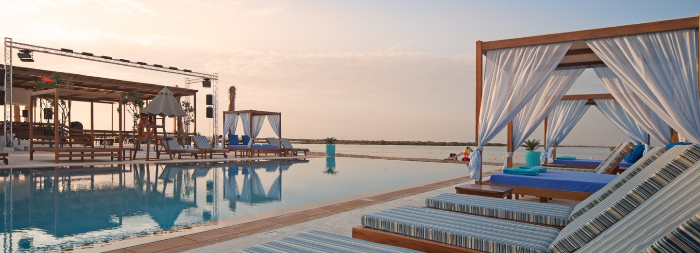 صورة الشواطئ في جزيرة ياس