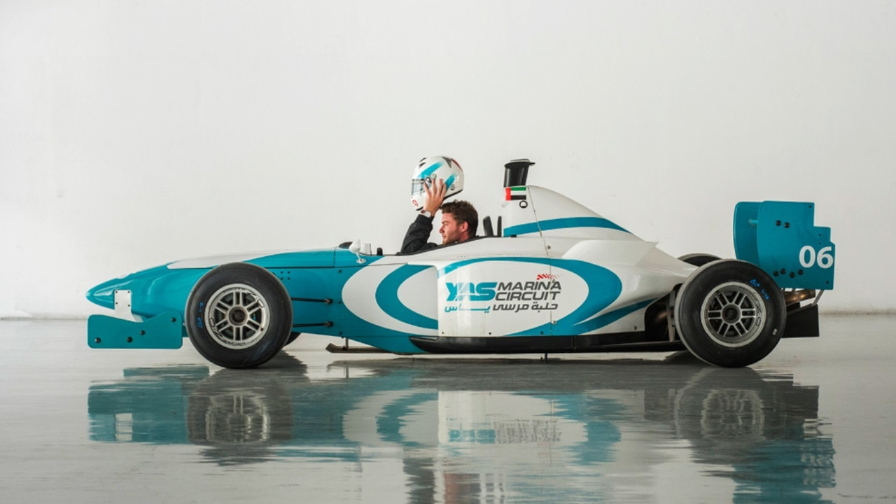 Profile of Yas Formula 3000 with