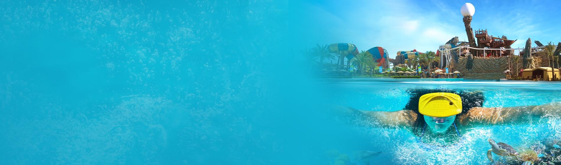 Underwater VR Experience